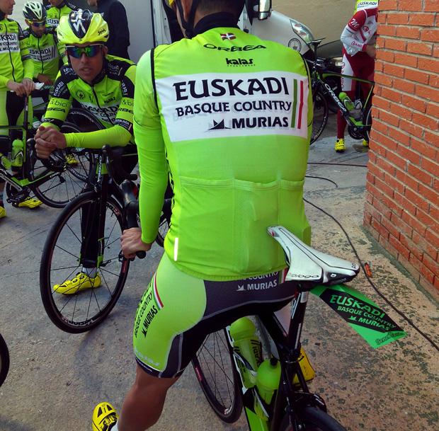 EUSKADI Basque Country MURIAS Special edition