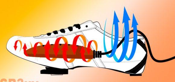 Essicatoio per le scarpe sd3uv