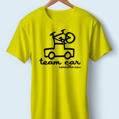 cycling t shirt team car