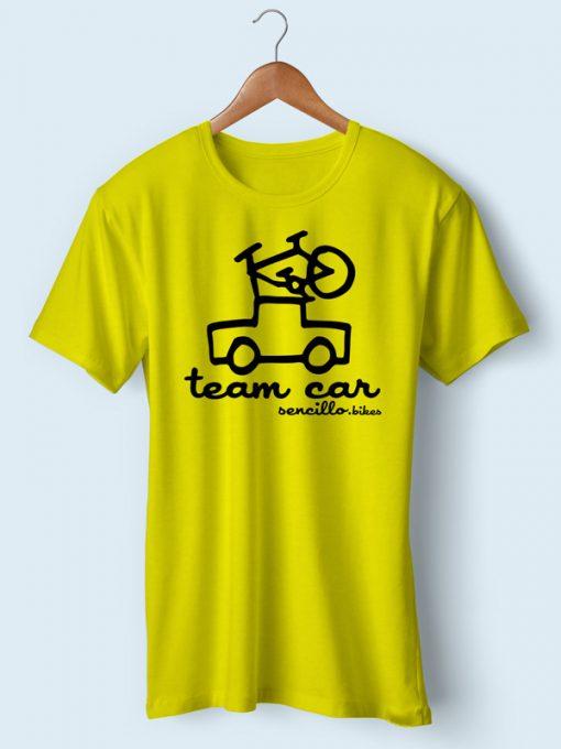 cycling t shirt team car