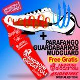 Seca zapatillas sd3uv antihongos guardabarros Androni gratis