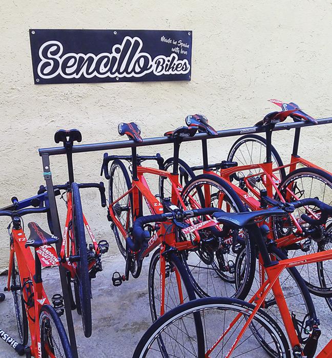 bicicletas grupo androni