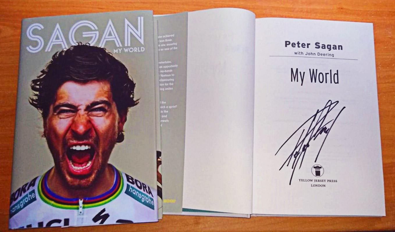 Peter Sagan libro