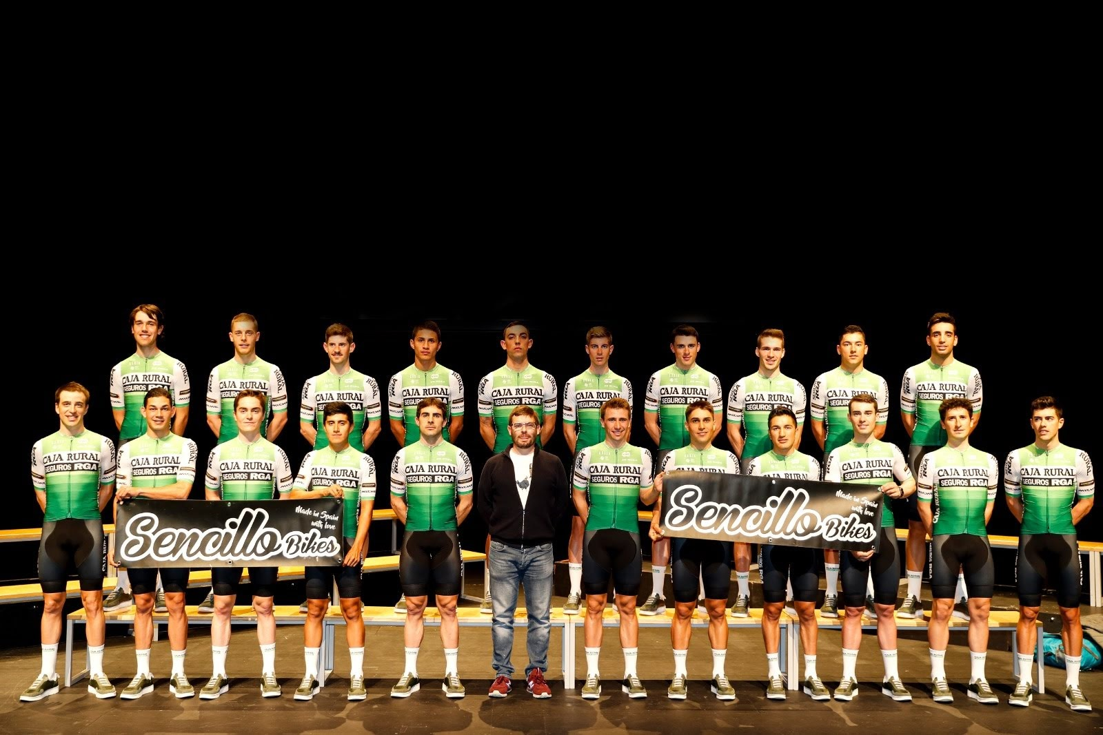 cAJArURAL rga CYCLING TEAM 2020