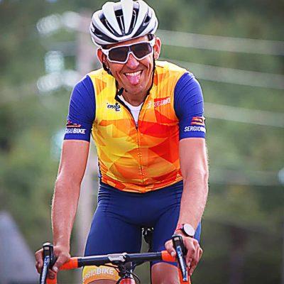 Sergio Perez ciclista