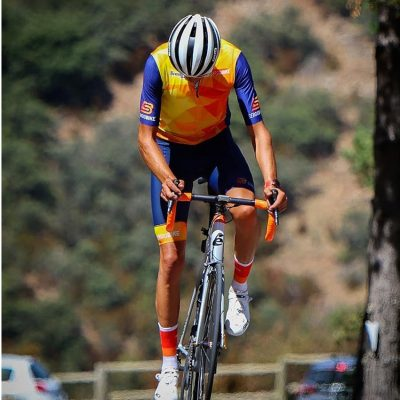 Sergio Perez ciclista profesional